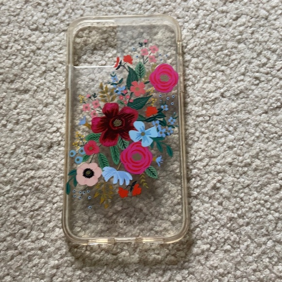 Rifle Paper Co iPhone 11 case